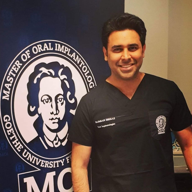 imran sheraz, dr imran sheraz, imran sheraz dentist, imran sheraz implantology, imran sheraz periodontology, imran sheraz regent dental