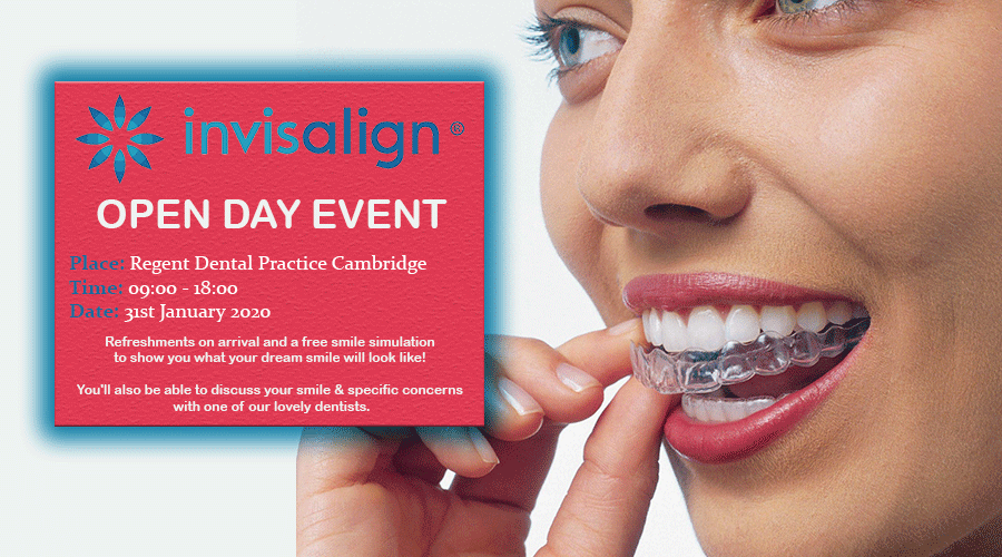 invisalign event cambridge, regent dental invisalign event, invisalign discount, invisalign event england, invisalign event discount